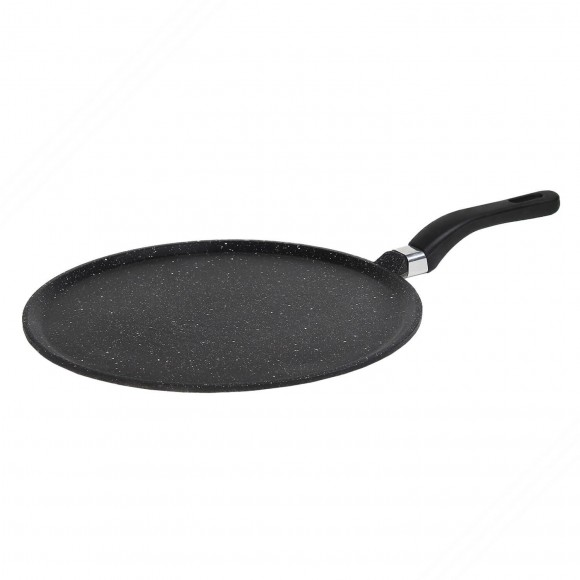 Flat pan for piadina, crepes or tortillas. Diameter 28 cm