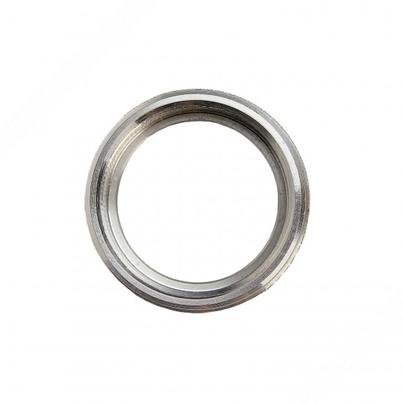 Ghiera in alluminio per torchietto tagliapasta TP-MGOM40025T