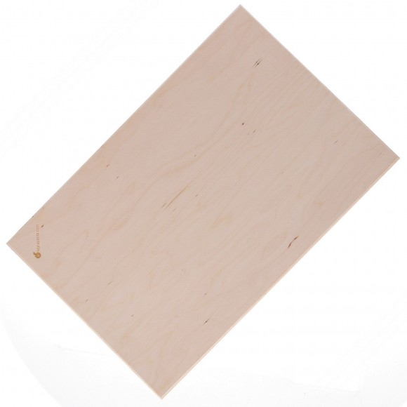 Multilayer Birch Wood Pastry Board. Dimensions:90x50cm