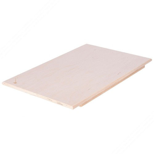 Multilayer Birch Wood Pastry Board. Dimensions: 90x50cm