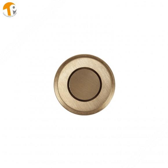 Trafila in ottone per paccheri per torchio manuale TP-TO2021