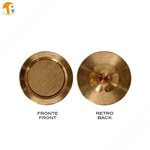Paccheri brass die compatible for...
