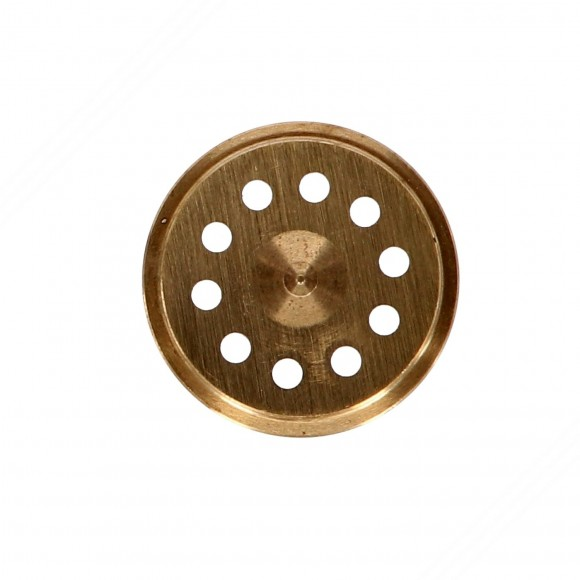 Spaghetti brass die compatible for TP-MGOM40025T pasta extruder