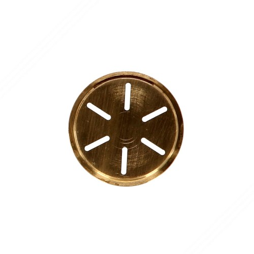 Tagliatelle brass die compatible for TP-MGOM40025T pasta extruder