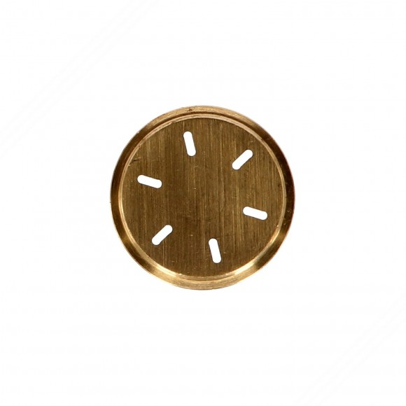 Tagliolini brass die compatible for TP-MGOM40025T pasta extruder