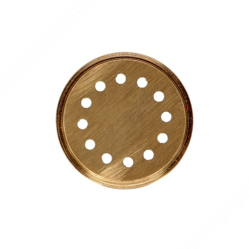 Thin Spaghetti brass die compatible for TP-MGOM40025T pasta extruder