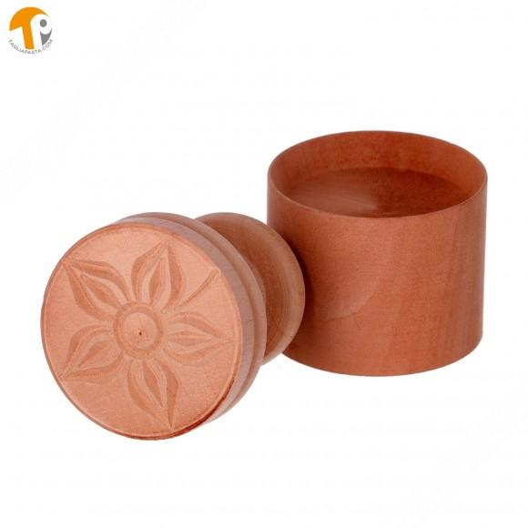 Stampo per corzetti liguri a forma di fiore