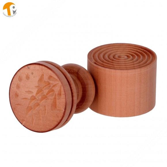 Stampo per corzetti liguri a forma di spiga