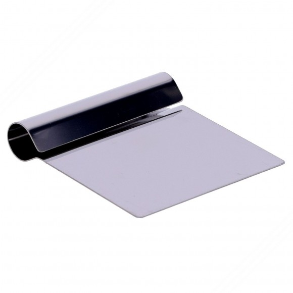 Stainless Steel Spatula for Cleaning Boards  with Blade of 116 mm