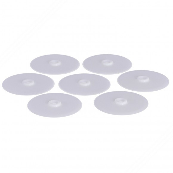 7 spare straight-edged wheels in Derlin for Professional Rolling Pastry Cutter