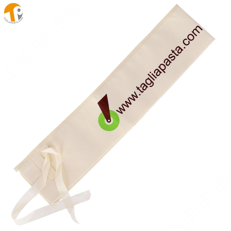 Custodia in tessuto lavabile per mattarello fino a 90 cm di lunghezza