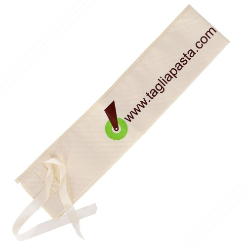 Washable fabric case for rolling pins up to 100 cm long
